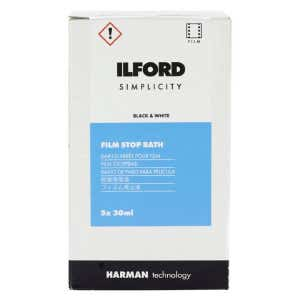 Ilford Simplicity Stop Bath - 5 Pack