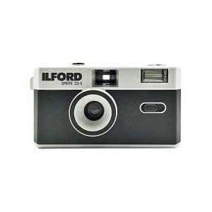 Ilford Sprite II Flash Reusable Camera w/ Flash