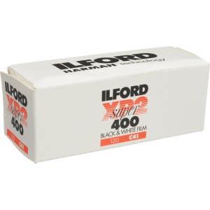 Ilford XP2 Super 400 120 Roll Film