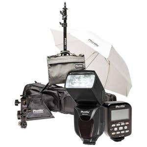 Phottix Wireless Flash Trigger Kit - Nikon