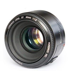 Yongnuo 50mm f1.8 - Canon