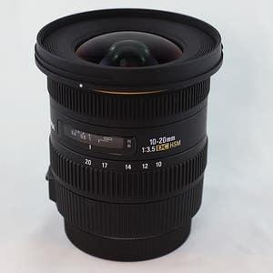 SIGMA 10-20mm F3.5 EX DC HSM (Nikon)