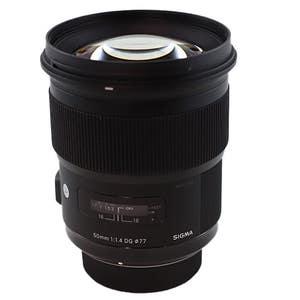 Sigma AF 50mm F1.4 DG HSM Art - Canon