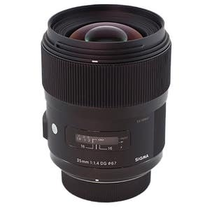 Sigma 35mm f1.4 EX DG HSM (Pentax)