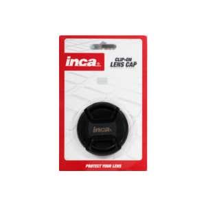 Inca 62mm Clip-on Lens Cap