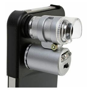 iPhone 5 Microscope 60x