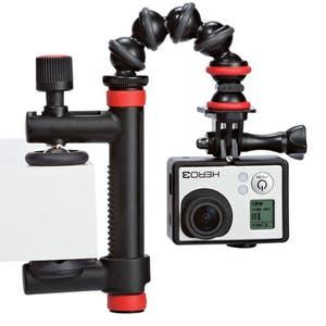 Joby GoPro Clamp & Gorilla Arm