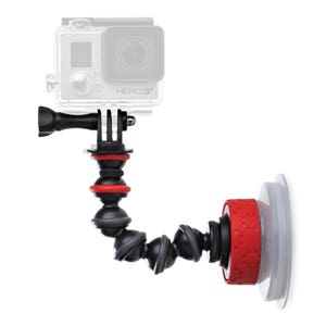 Joby Suction Cup & Gorilla Arm w/ GoPro Mount