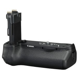 Battery grip for the Canon EOS 6D Mark II