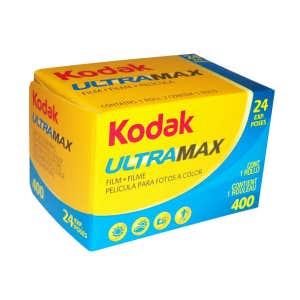 Kodak GC Ultramax 135 24exp 400 ISO