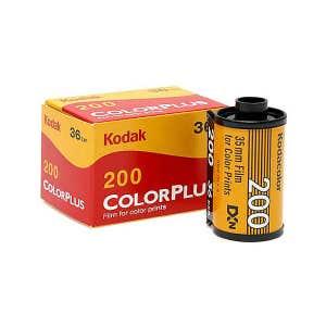 Kodak GB ColorPlus 135 36exp 200 ISO