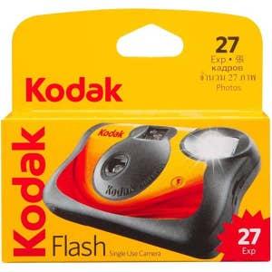 Kodak Max Flash 27exp - Single Use Camera