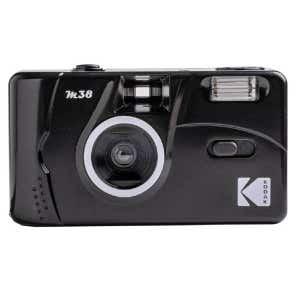 Kodak M38 35mm Film Camera - Black