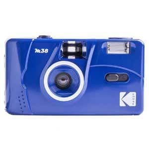 Kodak M38 35mm Film Camera - Blue