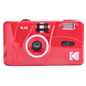 Kodak M38 35mm Film Camera - Red