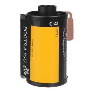 Kodak Portra 160 135 Film - 36 Exp