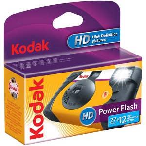 Kodak Max Flash 39 EXP (27+12) Single Use Camera