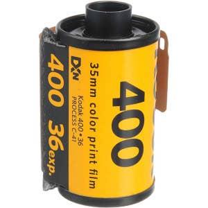 Kodak GC135-36 400 Boxed