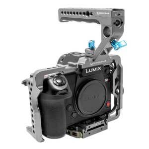 Kondor Blue Panasonic SH1 Camera Cage With Handle