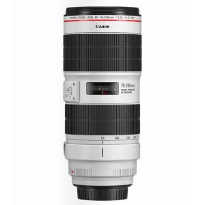 Canon EF 70-200mm F2.8L IS USM III Zoom