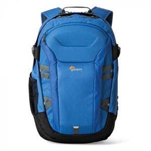 LowePro RIDGELINE PRO BP 300 AW Backpack BLUE - Front