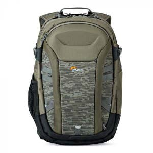 LowePro RIDGELINE PRO BP 300 AW Backpack CAMO - Front