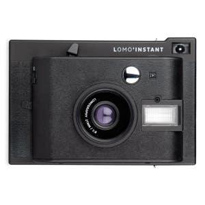 Lomo LI100 Instant Camera - Black