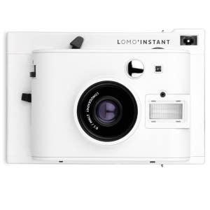 Lomo LI100 Instant Camera - White