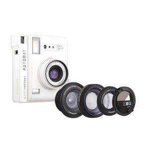 Lomo LI850W Automat 3 Lens Kit - White