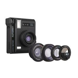 Lomo LI850B Automat 3 Lens Kit - Black