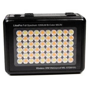Litrapro 2.0 3000-6000K WP LED Light Kit