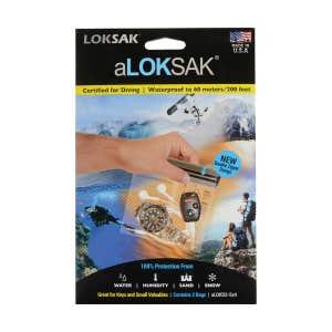 Loksak Mobile Phone Protector Bag - (2-pack)