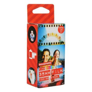 Lomography 135 Colour Film 36exp 100 ISO - 3 Pack