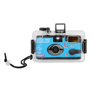 Lomography Simple Use Camera + Underwater Housing - Colour Neg 36 Exp