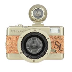 Lomo Fisheye No.2 35mm Camera - Brut