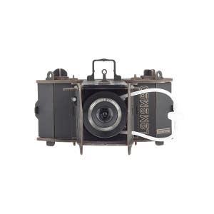Lomo Mod No. 1 120 Film Camera - DIY