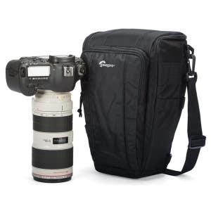 LowePro Toploader Zoom 55AWII Black