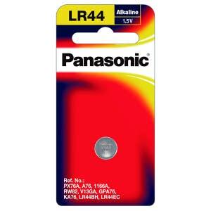 Panasonic LR44/A76 Battery