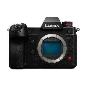 Panasonic Lumix S1H 6K Cinema Body - front