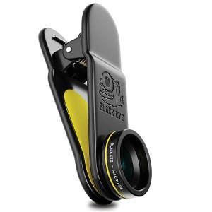 Blackeye G4 Combo Clip on Lens Kit - Wide + Macro lens
