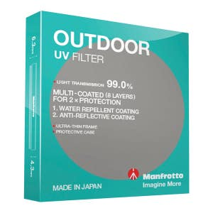 Manfrotto Filter 46mm UV Outdoor