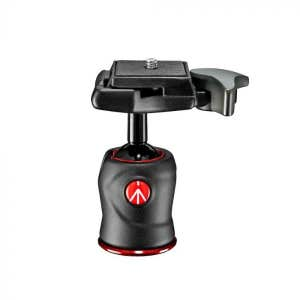 Manfrotto MH490-BH Center Ball Head - Front