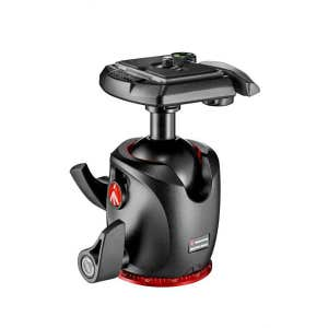 Manfrotto MHXPRO BHQ2 Ball Head - side angle