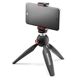 Manfrotto Pixi Mini w/Clamp Tripod for SmartPhones