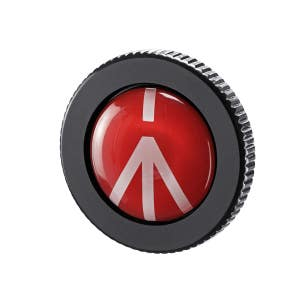 Manfrotto Round QR Plate for MK Compact Action