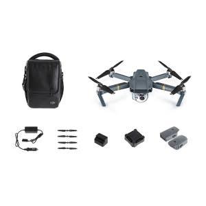 DJI Mavic Pro Drone - Fly More Combo