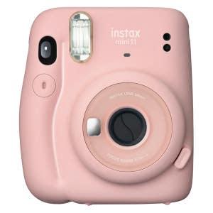 Fujifilm Instax Mini 11 Instant Camera - Pink