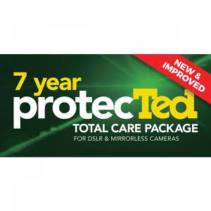 Total Care Package (7 Year) DSLR $4001 to $4999
