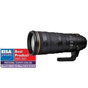 Nikon 120-300 f2.8 - EISA