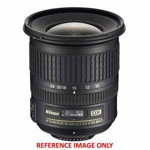 Nikon AF-S 10-24mm f3.5-4.5 G DX ED   Secondhand
